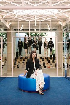 THE BOSS SPEAKS ~~!!Sophia Amoruso on Her First Nasty Gal Shop, Adding Vibrators to the Inventory, and Being Bossy