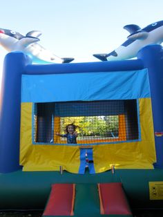 Superb Under The Sea Inflatables Games Home Interior And Landscaping Eliaenasavecom