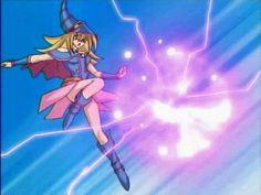 Dark Magician Girl Yugioh Screen Shot