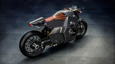 BMW M Bike Concept on Behance