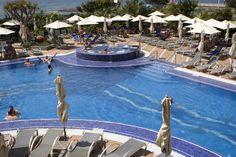 IFA Faro jacuzzi swimming pool