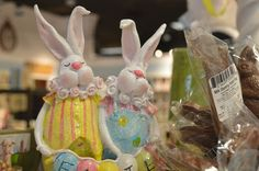 Easter Gifts and Decor...for some bunny...
