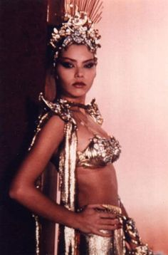 I thought she was so beautiful in Flash Gordon!