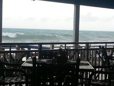 Coco Joe's...right on the beach