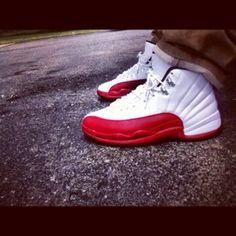 Dre's Jordan 12 on SneakerWare