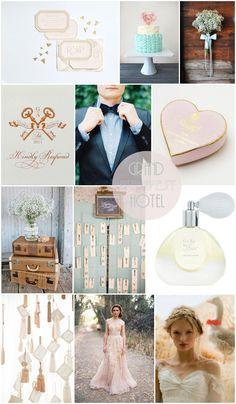 The Grand Budapest Hotel – Wedding Inspiration