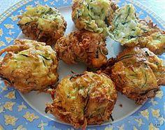 Cukkini puffancs – magában, de köretként fogyasztva is remek választás - Blikk Rúzs Tofu, Guacamole, Cauliflower, Muffin, Healthy Recipes, Healthy Food, Vegetables, Breakfast, Ethnic Recipes