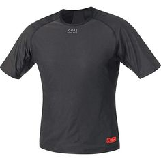 0da2762ed0218 Gore Bike Wear Men s Base Layer Windstopper Shirt Review Unterhemd