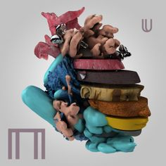 MUTTO by NastPlas ™, via Behance