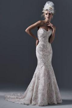 Brautkleider von Sottero und Midgley im Herbst 2015: Eine exklusive Auswahl an glamourösen und klassischen Designs Image: 0
