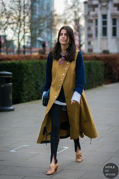 Leandra Medine by STYLEDUMONDE Street Style Fashion Photography