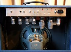 Siegmund Midnight Special Combo Plus | handmade Guitar Tube Amplifier with Field Coil speaker