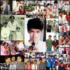Happy Birthday Ilayathalapathy @actorvijay sir 💐 God bless u 👍 #oldmemories 😍 #Vijay #Ilayathalapathyvijay #HBDVijay