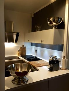 Cuisine complète 4 m² Petite cuisine