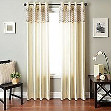 image of Softline Genie 84-Inch Window Curtain Panel