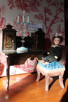 bisque doll blog trotinette et coccinelle