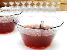 Royal Pomme Punch 1/4 bottle Dubonnet Rouge 12 oz. apple brandy (such ...