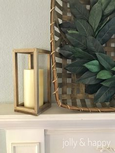 How To Make a Lantern – rustic home diy Diy Wedding Lanterns, Wooden Lanterns, Rustic Decor, Outdoor Lantern, Diy Lantern, Diy Home Decor, Modern Design, Fixer Upper, Craft Tutorials