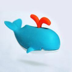 ★ Gomme IWAKO baleine