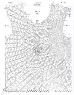 doily top - chart