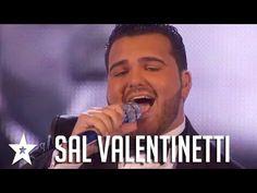 Sal Valentinetti Auditions & Performances America's Got Talent 2016 Finalist - YouTube