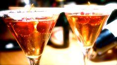 "Japanese gastronomy -Le cocktail de la semaine ""le SAKURANBÔ""-  www.iloli-restaurant.com"