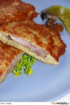 Panenští Ondrášci Czech Recipes, No Salt Recipes, I Love Food, French Toast, Sandwiches, Chicken, Dinner, Baking, Breakfast
