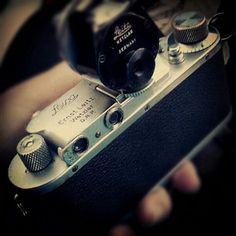 My Leica IIIa - 1934 - Picture: @nokitori (Noki Tori)