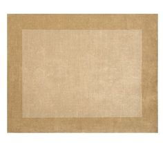 Henley Rug - Wheat #potterybarn  Rug purchased for living room
