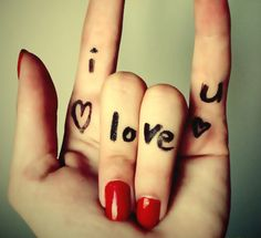 Sevgi dolu mutlu parmaklarla, kazanmak için doğru adrestesiniz... http://bit.ly/1lBq644