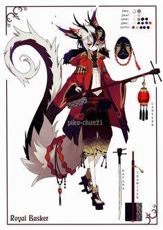 [ CLOSED ]Semi-chibi adopt 24 by Piku-chan21.deviantart.com on @DeviantArt