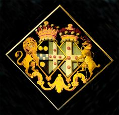 The Arms of Lady Hester Pitt, St.Andrews, Curry Rivel, Somerset. | Flickr - Photo Sharing!