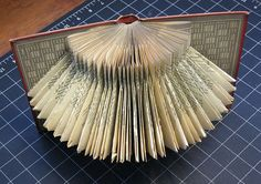 Literary Origami: The Folded Book - The T-Cozy