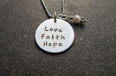 love faith hope - Google keresés
