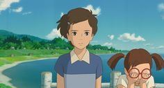 Erinnerungen An Marnie, Me Me Me Anime, Anime Guys, All Studio Ghibli Movies, When Marnie Was There, Otaku, Film D'animation, Hayao Miyazaki, Anime Characters
