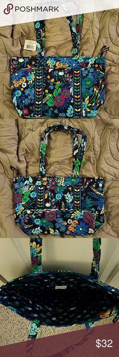 Vera Bradley Mandy bag 🎉HOST PICK🎊 NWT Vera Bradley bag in Midnight Blues Vera Bradley Bags Totes
