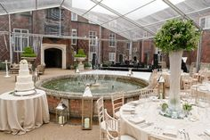 An elegant London wedding venue. Check prices and availability for Fulham Palace, a Country House in London, West London today. Wedding Venues Surrey, Palace London, Affordable Wedding Venues, Marquee Wedding, Fulham, London Wedding, Wedding Styles, Wedding Ideas, Wedding Inspiration