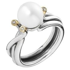 Pandora Ring Pearl
