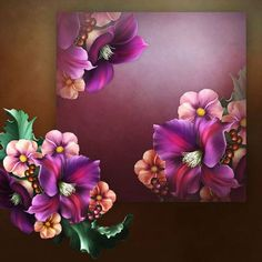 Puzzle online: Kwiaty