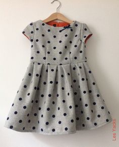 Robe en lainage FDS
