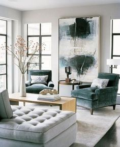 creative living room decor