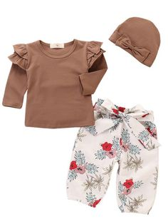Jarsh 2 Colors Toddler Kids Baby Girl Stars Dinosaur Printed Long Sleeve Tops Dress