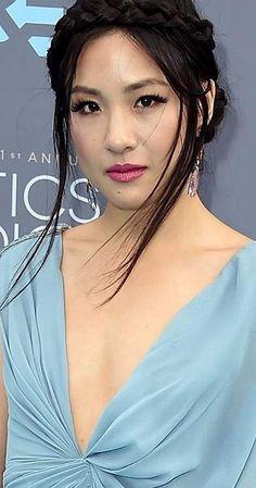Constance Wu Korean Beauty Girls, Asian Beauty, Girl Celebrities, Beautiful Celebrities, Hello Gorgeous, Beautiful Gorgeous, Constance Wu, Beautiful Asian Women, Interesting Faces