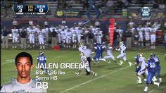USC Football – Jalen Green QB