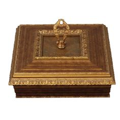 Sovereignty Decorative Box Old World Decor and Bedding DesignNashville.com shipping to all locations