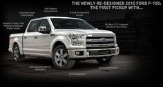 Pete Reyes with Ford Review of 2015 Ford F-150 http://www.greinerdodgejeepfordblog.com/review-of-2015-ford-f-150/