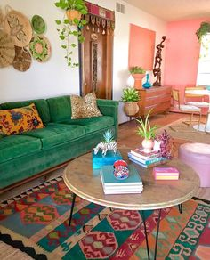 Boho Styled Interior Home Decor and Furniture Ideas Boho Styled I. - Boho Styled Interior Home Decor and Furniture Ideas Boho Styled Interior Home Decor - Boho Living Room, Home And Living, Living Spaces, Bohemian Living, Cozy Eclectic Living Room, Bright Living Room Decor, Eclectic Bedrooms, Bohemian Bedrooms, Bright Decor