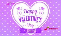 Happy Valentines Day 2016 WhatsApp Status Quotes Images & SMS Pics