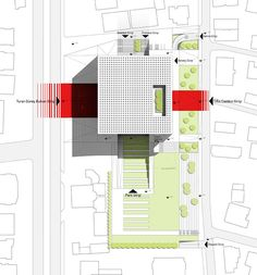Cankaya Art Center, Concert Hall and Municipality Building / SO?,Courtesy of SO?
