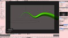 Blender 3D Growing Vines Blender 2.6x